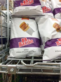 Bacon-flavored flour?