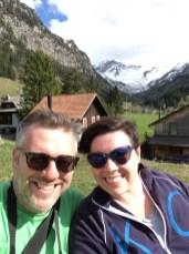 Steg -- about 1/3rd down the mountain from Malbun towards Vaduz