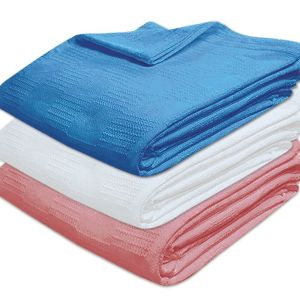 High Quality Cellular Blanket - Durable Long Lasting Thermal - quick-cleaning-supplies