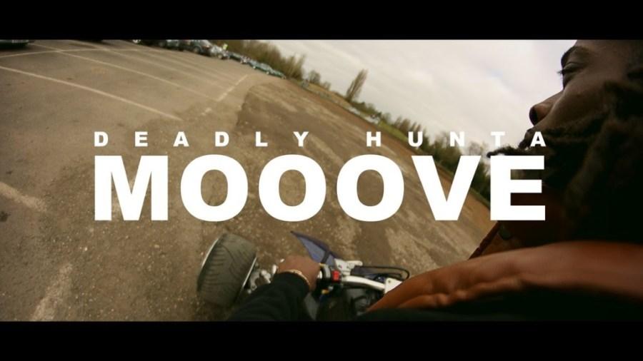 deadly hunta mooove