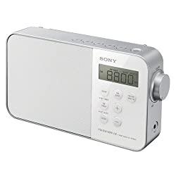 Radio Portable Digitale Sony ICF-M780SLW