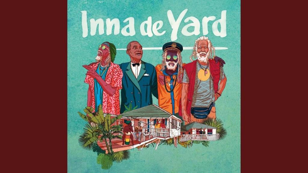 Horace Andy : Ain't No Sunshine (Inna de Yard)