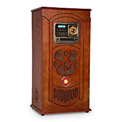 Auna Musicbox le jukebox rétro élégant