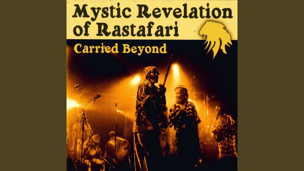 Mystic Revelation of Rastafari : Grounation (live