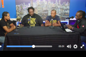 ReggaeManiaTV Show #3 [10-15-17] featuring Fully Loaded 2017 Champs Laza Force, 2017 World Clash Champs King Turbo, and King Vower [3rd Place Fully Loaded]