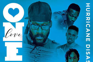 Sunday November 19th at Sony Centre – One Love Hurricane Disaster Relief Concert starring Tarrus Riley, Agent Sasco and more