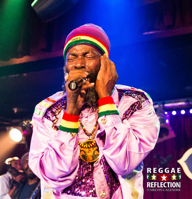 Photo Gallery - Capleton at BB King NYC 5/24/17 - Reggae