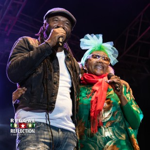 Tony Rebel & Marcia Griffiths