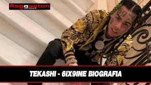 Tekashi 6IX9INE – Biografia