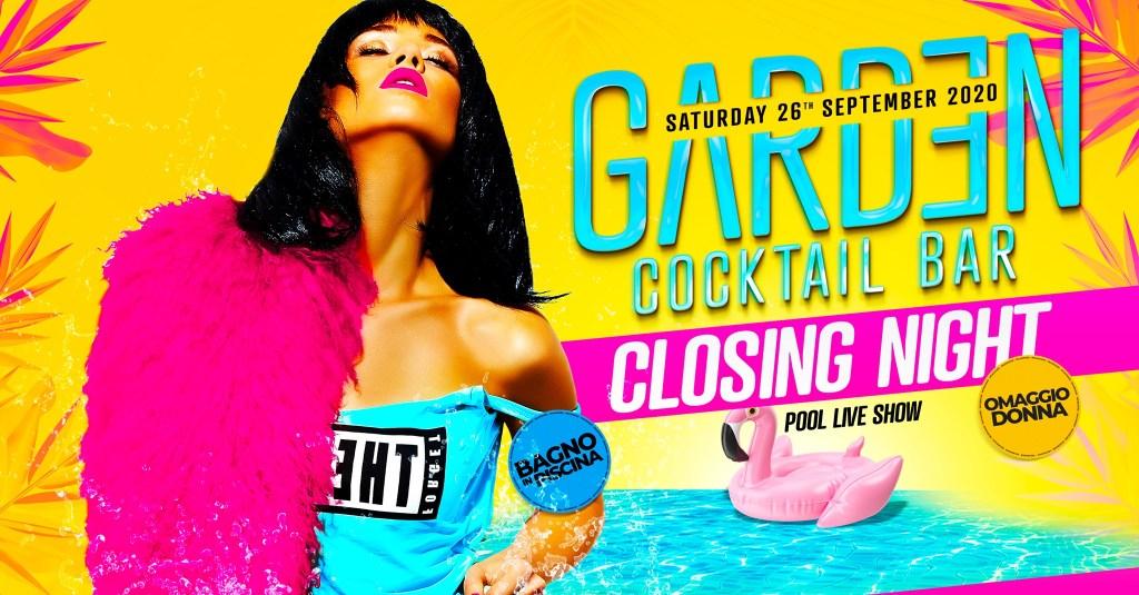 Garden Closing Night 26-09-20