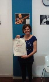 Maddalena Rossi (5° Chitarra Classica)