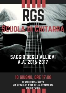 RGS - Saggio di Chitarra 2017