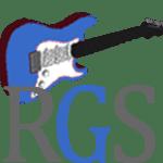 logo rgs scuola di chitarra
