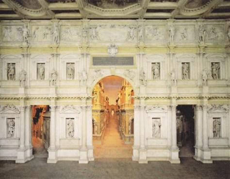 Palladio, Théâtre de Vicence