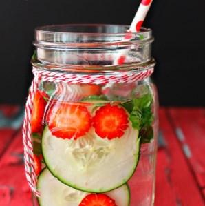 détox water recette