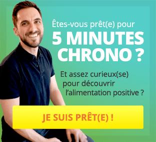 Êtes-vous prêt(e) pour 5 minutes chrono ?