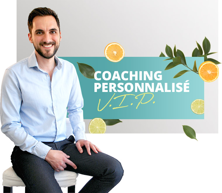Coaching personnalisé V.I.P.