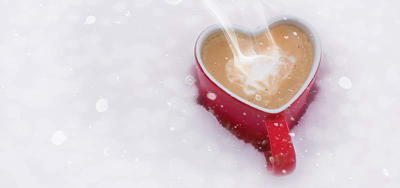 Amour du café est contagieux !