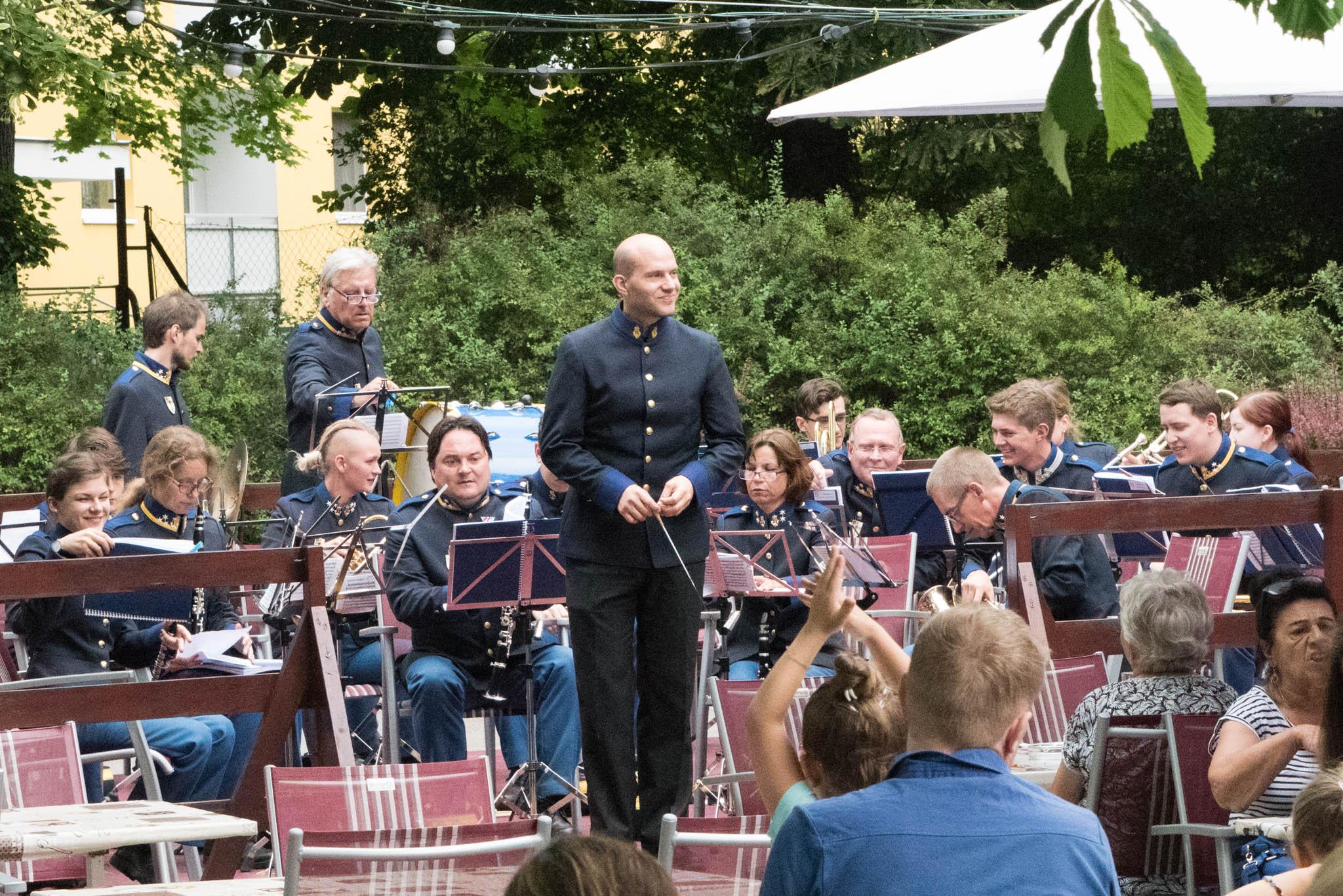 Baden – Doblhoffpark im Juni