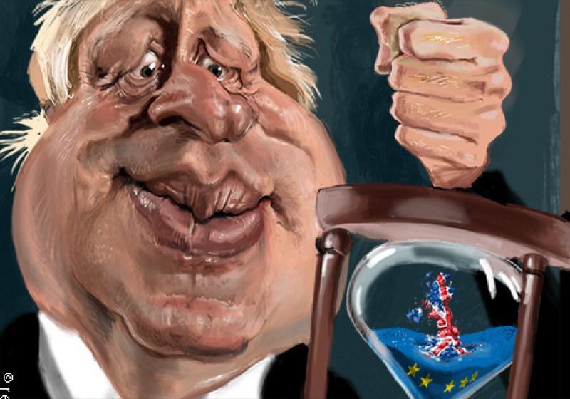 Boris Johnson Vorschau