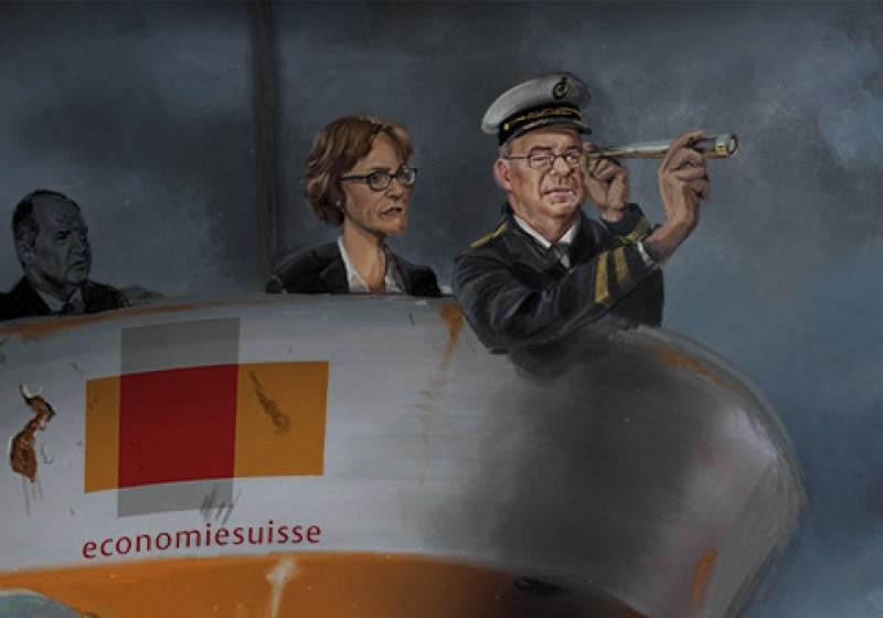 Illustration zum Thema Wirtschaftsverband für BILANZ