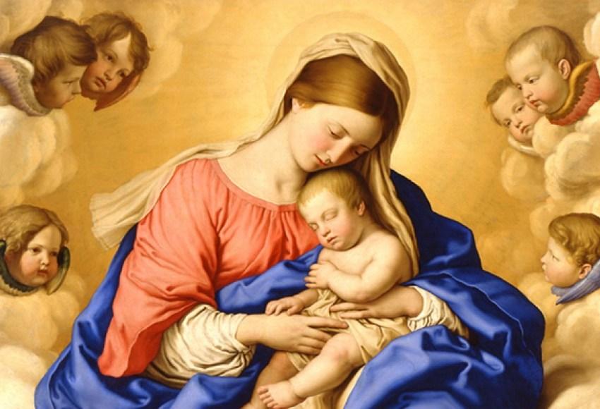 MARIA LA MAMMA DI TUTTE LE MAMMA
