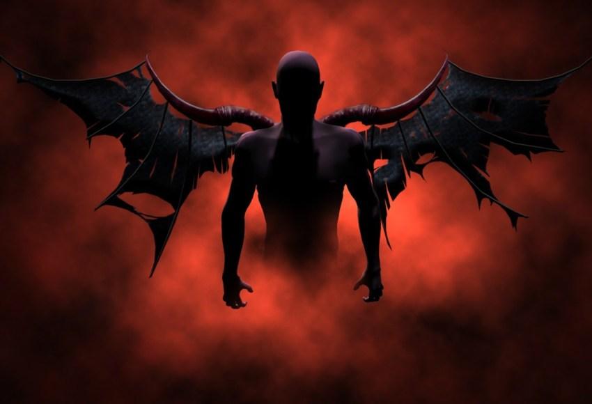 satana confessa la sua identità