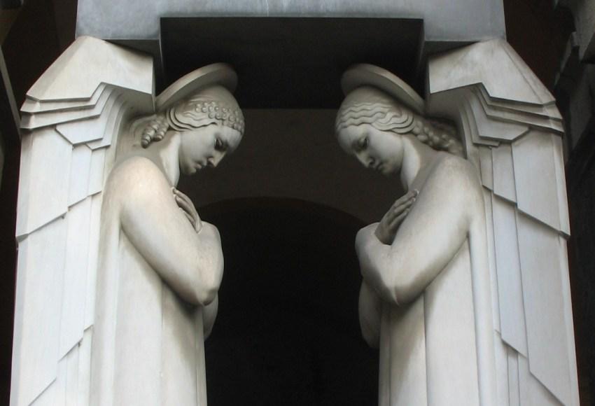 gli angeli cherubini