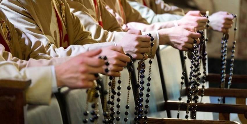 preghiera ripetitiva