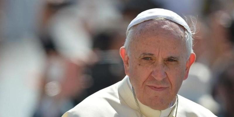 Papa Francesco contemplazione e servizio