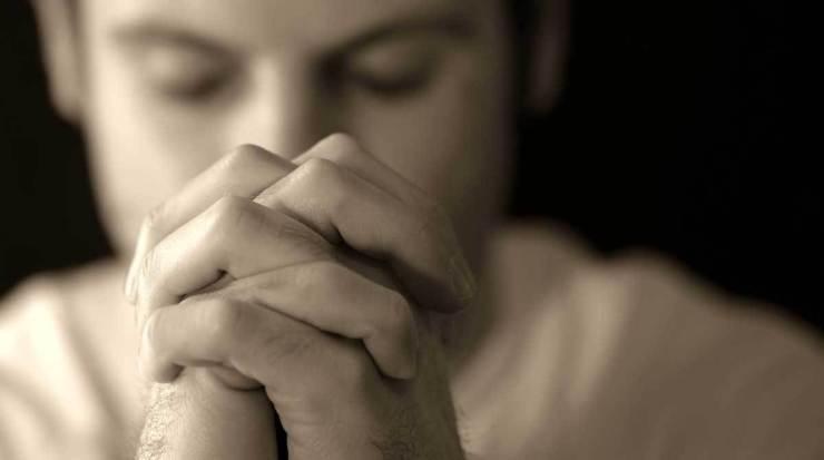 noia nella preghiera