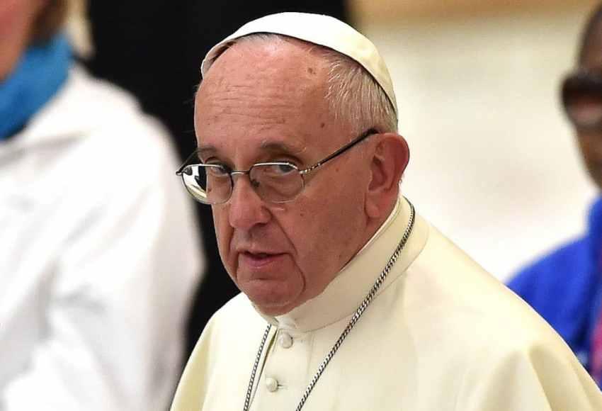 Papa Francesco : preghiera al padre