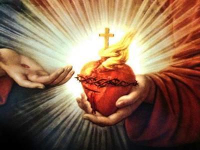 supplica al sacro cuore di Gesù