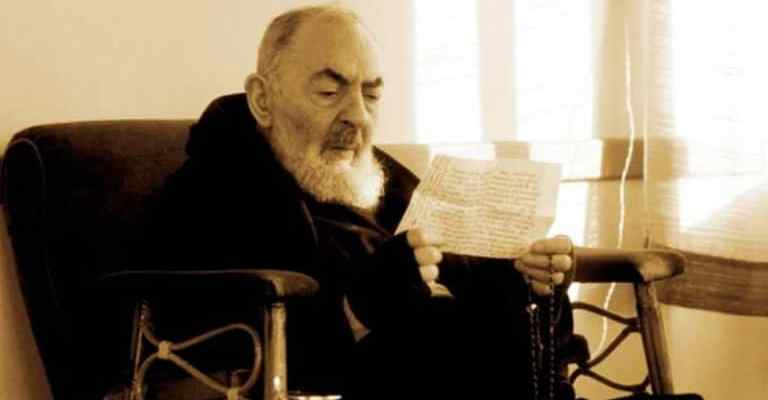 Ho sognato Padre Pio la notte prima dell'incidente