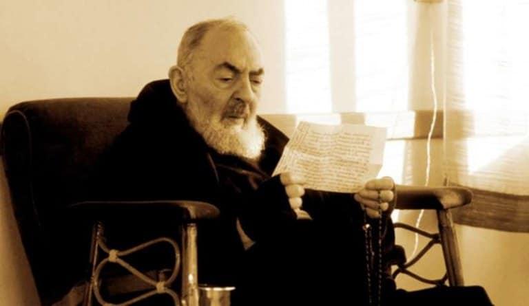 Ho sognato Padre Pio la notte prima dell'incidente