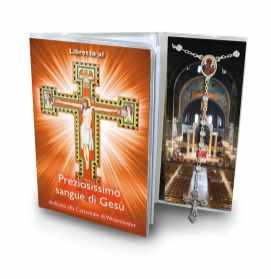 novena-al-preziosissimo-sangue-di-Gesù-con-libretto-e-coroncina
