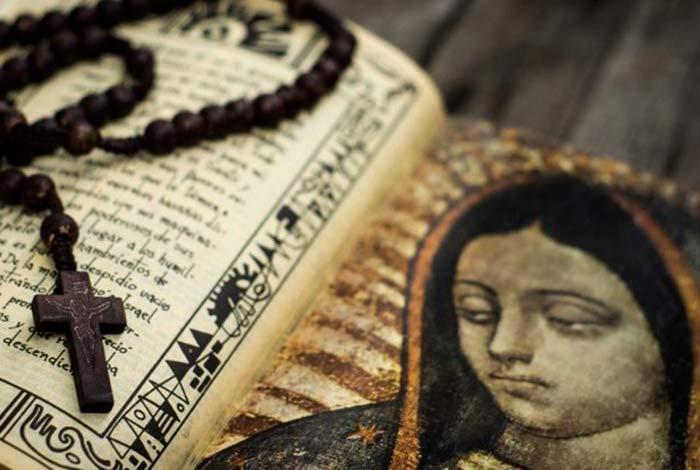 disprezza il santo rosario