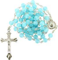 corona del rosario celeste