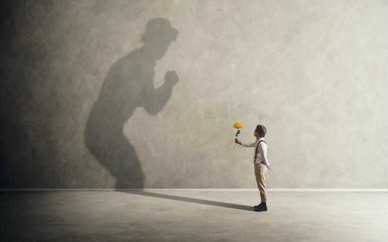 Umile considerazione di sè, per poter crescere nello spirito