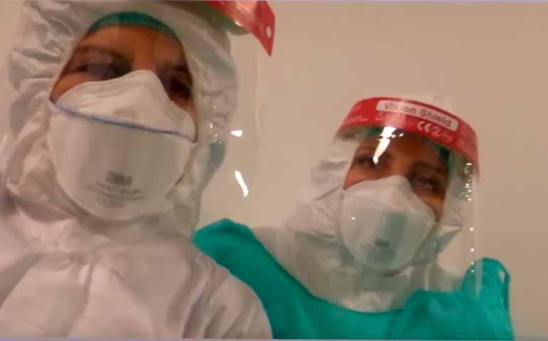 infermiere su Medjugorje