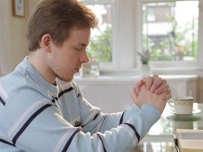 la preghiera egoista