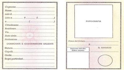 La carta di identità del vero cristiano