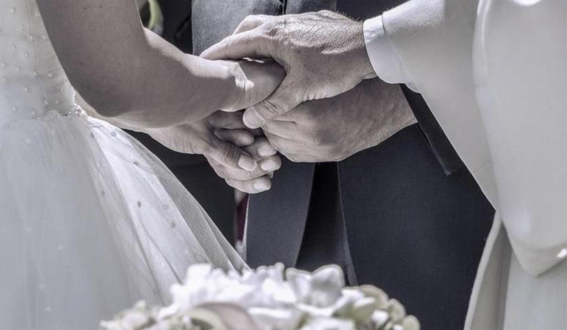 solo la morte può sciogliere un matrimonio