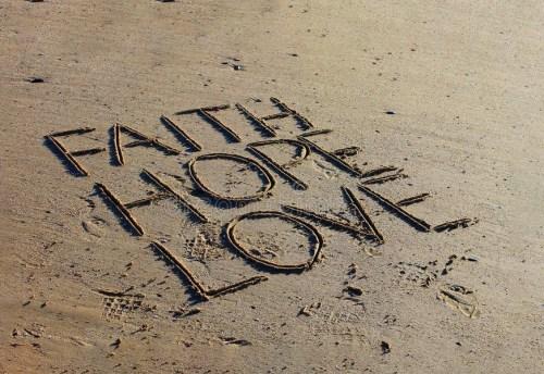 fede speranza amore