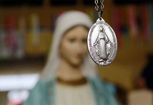 La medaglia miracolosa pochi la usano