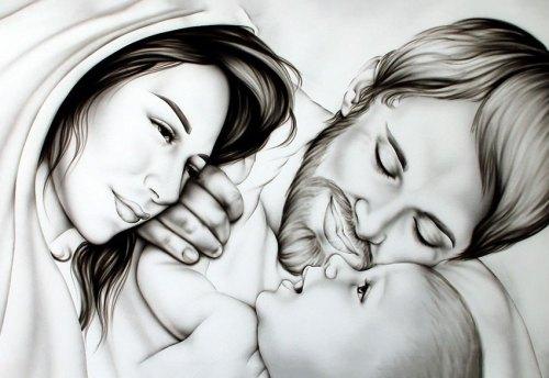 La Sacra Famiglia sia esempio di vero amore cristiano