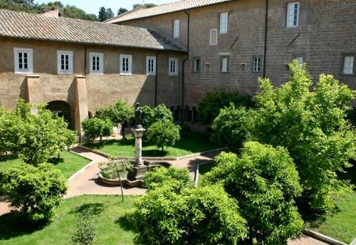 trappa tre fontane roma