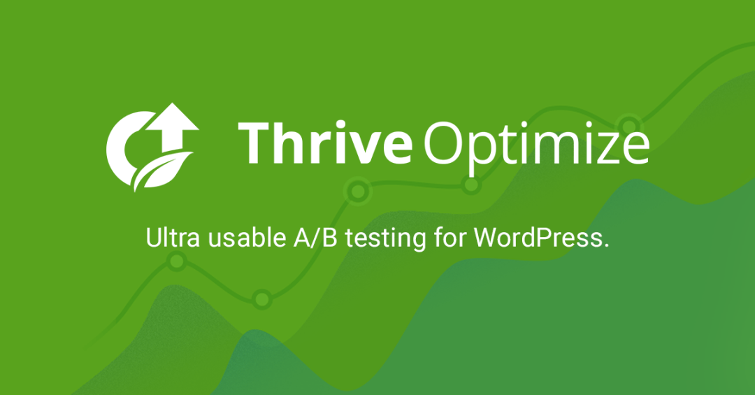 Thrive_Optimize_Plugin_Thrive_Themes_Review_2018 Thrive Themes Review 2018: The Ultimate Review With 4,400+ Words WordPress
