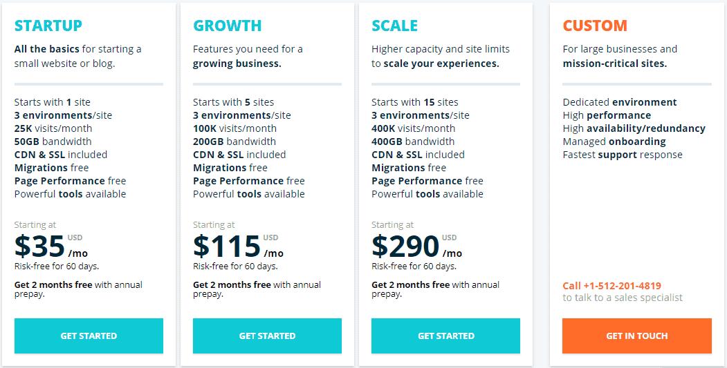 WPEngine_Hosting_Pricing Web Hosting For Demanding Website Owners Side Hustle Tools