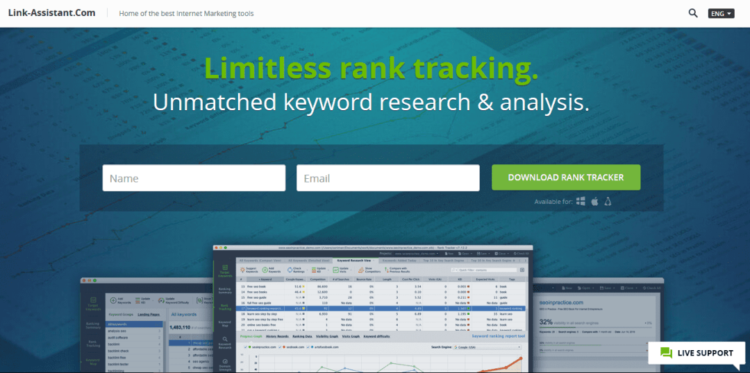 How-To-Install-Rank-Tracker How To Do Keyword Research Fast? SEO